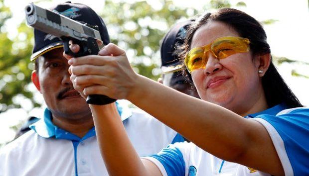 Indonesia Darurat Asap, Walhi: Ke Mana Menteri Puan?