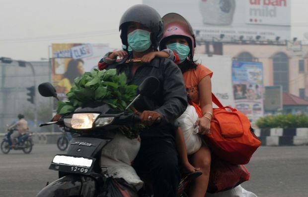 Inilah Jenis Masker yang Paling Tepat Digunakan di Tengah Kabut Asap