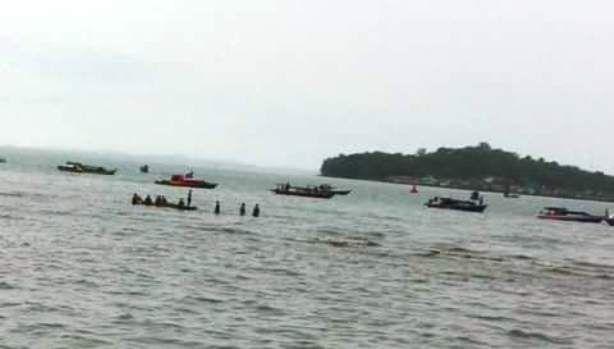 Kapal Tenggelam di Tanjungpinang, 10 Tewas, 2 Luka, dan 5 Belum Ditemukan