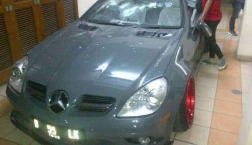 """Anak Mantan Menteri Mengamuk dan Tabrak 5 Mobil, Polisi seperti """"Galau"""" Proses Kasusnya"""