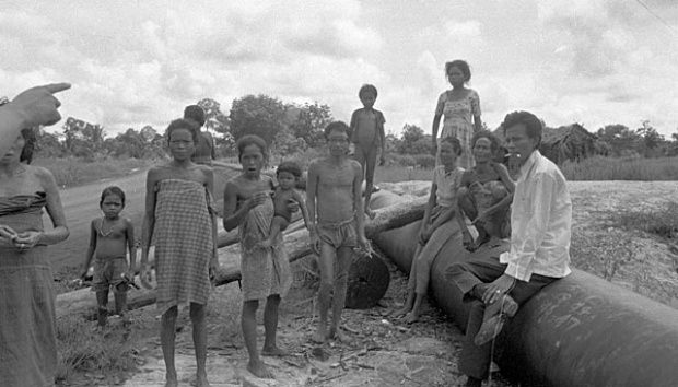 Sakai, Potret Suku Pedalaman Riau yang Berubah