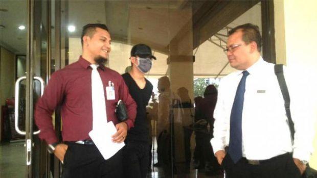 Transkrip Pembicaraan Mesum Saipul Jamil dan MD akan Dibuka di Pengadilan
