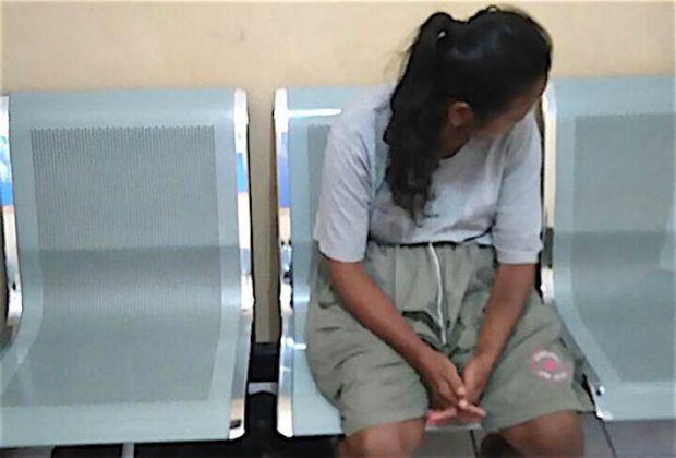Dirazia... Pengemis Wanita Ini Nekat Menyayat Petugas Pakai Cutter hingga Terluka