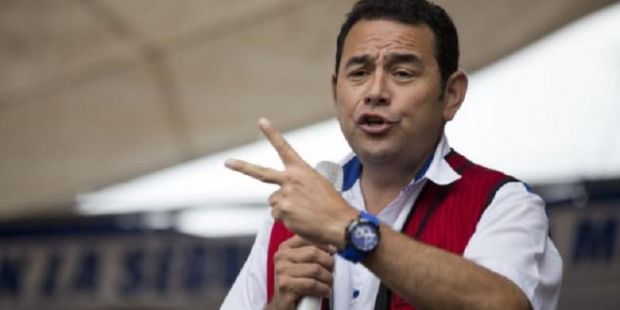 Seorang Pelawak Diperkirakan Menang Pilpres di Guatemala