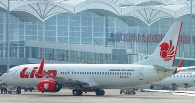 Pilot Sesak Napas, Lion Air Aceh-Batam Didaratkan di Kualanamu