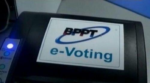 Keren, Pilkades Serentak 33 Desa di Daerah Ini Gunakan Sistem E-Voting