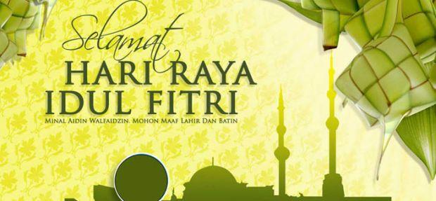 Jangan Ucapkan Minal Aidin Wal Faizin, Ini Ucapan Selamat Idul Fitri yang Benar!