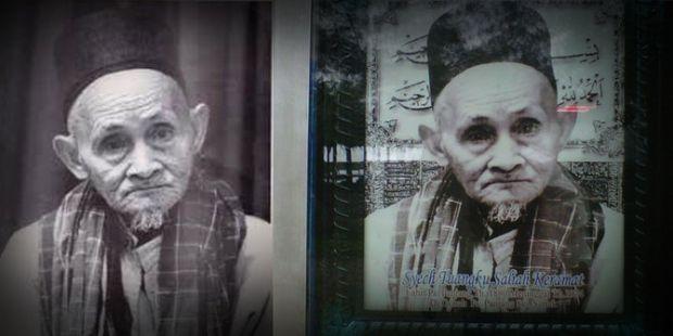 Cerita di Balik Foto Kakek-kakek Tua di Rumah Makan Padang
