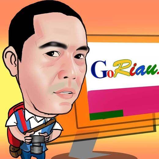 Kisah Hermanto Ansam Mendirikan <i>GoRiau.com</i> hingga Menjadi Media Siber Nomor Satu di Luar Jakarta