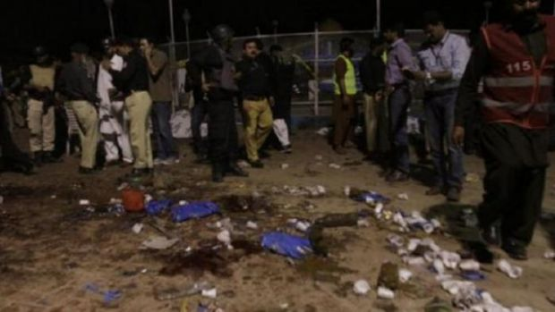 Bom Meledak di Taman Umum, 69 Orang Tewas