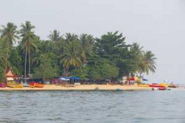 Pulau Cingkuak, Gili Trawangan di Ranah Minang tanpa Bule-bule Berbikini Seksi