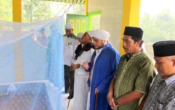Versi Habib, Makam Datuk Batuhampar di Rokan Hilir adalah Sayyid Ali Bin Abdurrahman