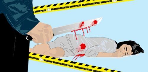 SADIS! Pasangan Selingkuh Kakek Nenek Tewas Setengah Bugil di Simalungun, Alat Vitalnya Hilang