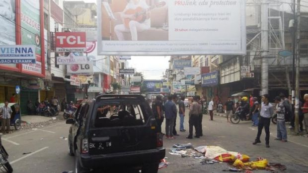 Medan Mencekam, Massa Pemuda Pancasila dan IPK Bentrok, 2 Orang Tewas