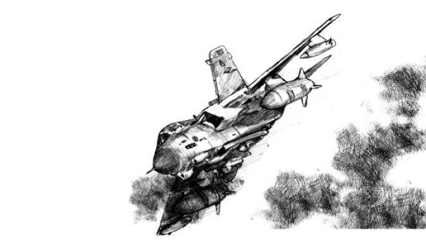 Pesawat Rusia dengan 220 Penumpang Jatuh di Sinai, Mesir