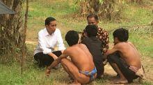 jokowi-presiden-pertama-yang-temui-orang-rimba-sejak-indonesia-merdeka