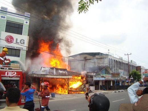 Dinas Pemadam Kebakaran