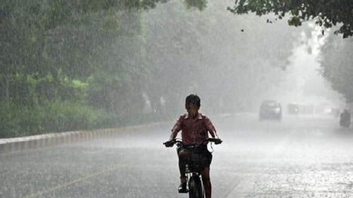 Hari Ini, Hujan Diperkirakan Mengguyur Sebagian Wilayah Riau