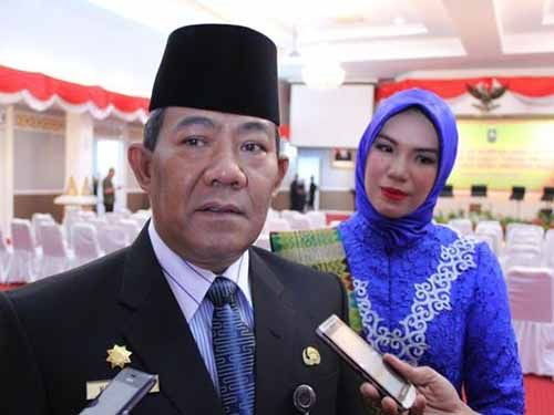 Sekwan Akui Anggaran Pengamanan Gedung DPRD Riau Tahun-tahun Sebelumnya Fiktif