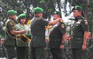 Kolonel Inf Abdul Karim Resmi Awali Tugas sebagai Danrem 031/Wirabima