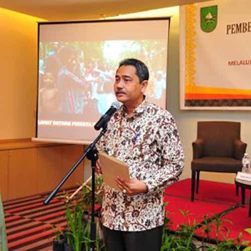 Sebagai Pejabat yang Digaji Pakai Uang Rakyat, Kepala OPD Pemprov Riau Harus Punya Tanggung Jawab Moral