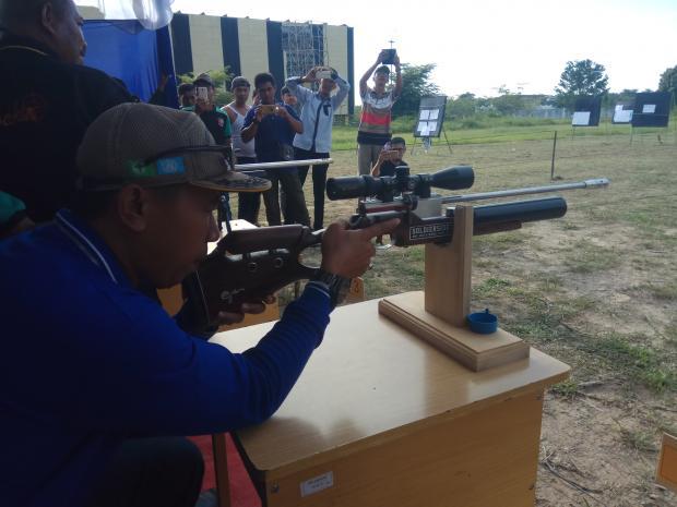 Panglima Shooting Club Siak Gelar Kejuaraan Menembak dengan Total Hadiah Rp8 Juta Lebih