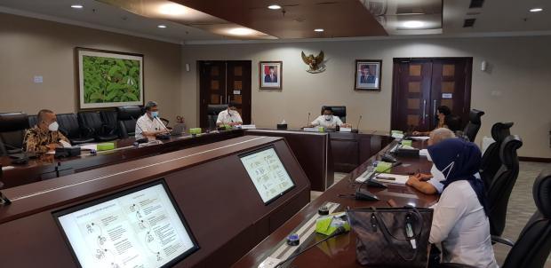Kopsa M Adukan Masalahnya dengan PTPN V ke KSP Moeldoko