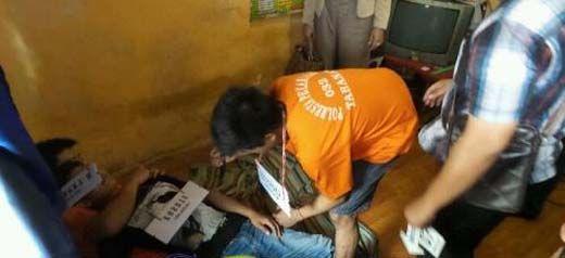 Ada 27 Adegan dalam Rekonstruksi Pembunuhan Sadis terhadap Pemuda Asal Bengkulu di Rumah Kos Jalan Belimbing Gang Anggur Pekanbaru