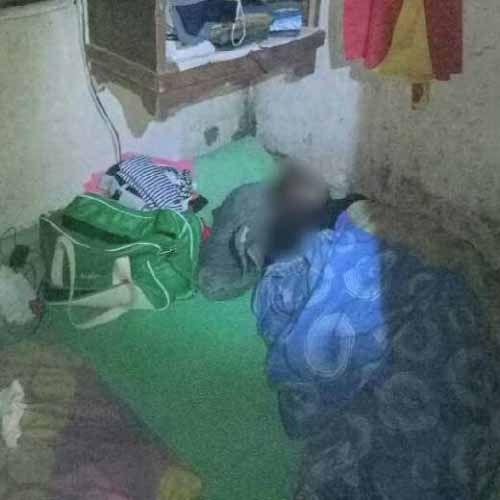Wanita 36 Tahun Ditemukan Tewas Dalam Selimut di Rumah Kakak Angkatnya di Rohul dengan Hidung Berdarah dan di Tubuhnya Banyak Bekas Tanda Kekerasan
