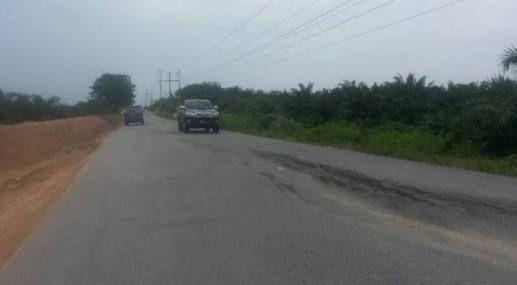 Jalan Provinsi di Kabupaten Siak Rusak Parah, Pemprov Riau Kucurkan Anggaran Rp 10 Miliar untuk Perbaikan