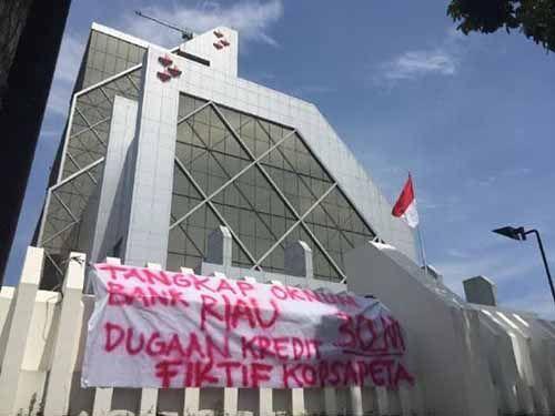 """Apa Benar agar Dapat Dana Bantuan Kegiatan dari PT Bank Riaukepri Proposalnya Harus Diajukan lewat """"Jalur Khusus""""?"""