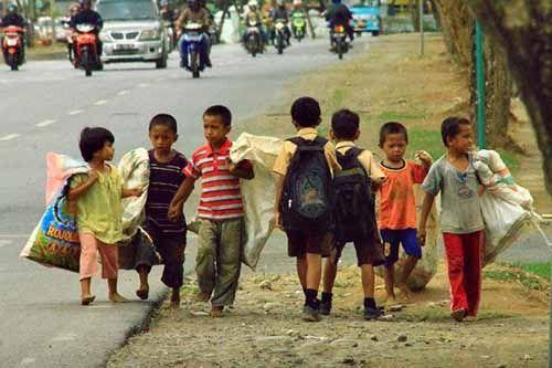 Kabar Buruk Peringatan Hari Pendidikan Nasional 2 Mei 2017: 163 Ribu Anak di Riau Putus Sekolah