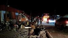 bus-pengangkut-warga-pondok-pesantren-asal-riau-tabrakan-dengan-truk-fuso-di-sumbar-1-tewas-dan-22