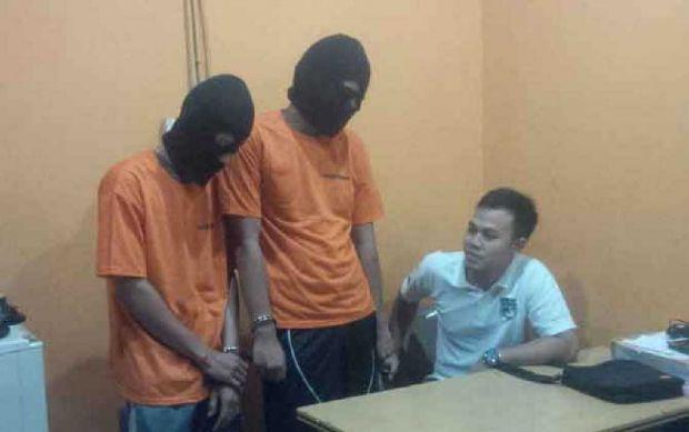Berbekal Kunci T, Orang Ini Sudah Lima Kali Mencuri Motor di Stadion Utama Pekanbaru