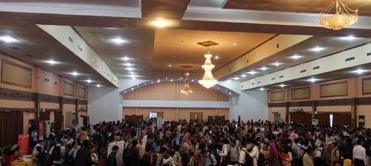 Ada 3.000 Lowongan Kerja Tersedia, Ayo Datangi Riau Job Fair 2016 di Hotel Ini
