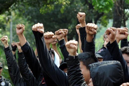 """Hari Ini, Ribuan Massa """"Gemmpa"""" akan Blokir Jalan di Persimpangan Purnama Kota Dumai"""