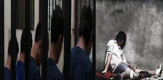 Ketua Geng Motor Terminal Barang Dumai yang Jadi Otak Perkosaan 2 Gadis oleh 7 Pemuda Ditangkap di Kecamatan Pinggir Bengkalis, Dua Pelaku Lainnya Diimbau Serahkan Diri
