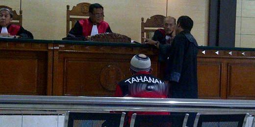 Kasus Korupsi Pembangunan SDN 025 Sekip Hilir Rengat Disidangkan, Terdakwa Dikenai Pasal Berlapis
