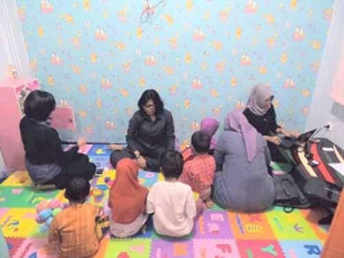 Dicari! Keluarga Penghuni Panti Asuhan Yayasan Tunas di Pekanbaru