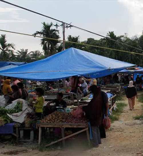 Pemerintah Kota Segera Tertibkan Seluruh Pasar Kaget di Kota Pekanbaru