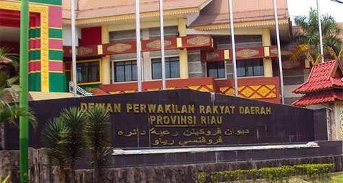 Fitra Riau Duga Proyek Jasa Keamanan Gedung DPRD Riau Akal-akalan Cari Untung