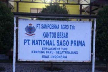 """PT National Sago Prima Dicap """"Pembohong""""!"""