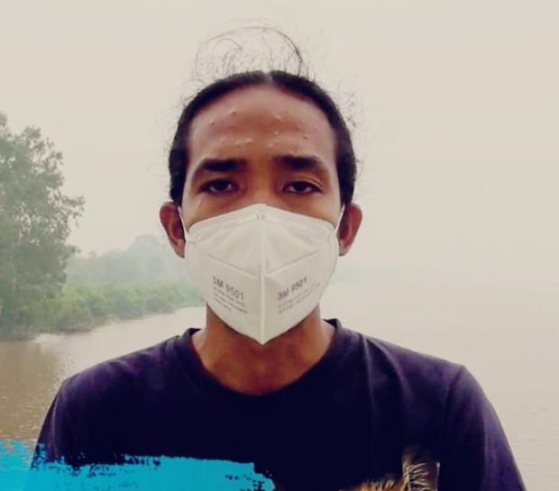 Lahannya Terbakar, Jikalahari Desak Kapolda Riau Tersangkakan PT Arara Abadi