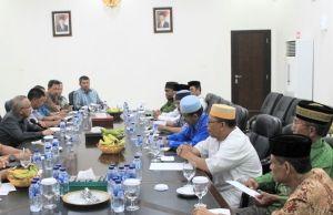 Gubernur Riau Arsyadjuliandi Rachman Gelar Rapat Mendadak Malam-malam Undang Kapolda dan Tokoh Islam Sikapi Demo 4 November