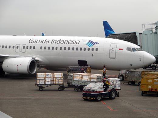 Garuda Indonesia Masih Kelola Bisnis Kargo di Pekanbaru