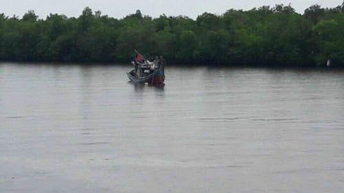 Pegawai Honorer Desa Dungunbaru Rupat Bengkalis Tenggelam saat Memancing Bersama 3 Rekannya di Perairan Desa Cingam