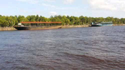 Kerusakan Pulau Untut di Telukmeranti Semakin Parah, DPRD Pelalawan akan Panggil PT Arara Abadi