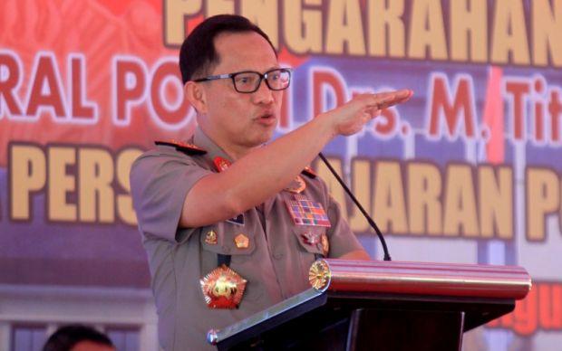 Cerita Kapolri Jenderal Tito Terima Laporan Warga Kehilangan Mobil Ketika Masih Letnan Dua Bikin Ratusan Bawahannya di Riau Tertawa