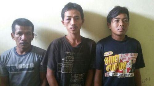 Semua Tahanan Polsek Lirik Indragiri Hulu yang Kabur Telah Ditangkap