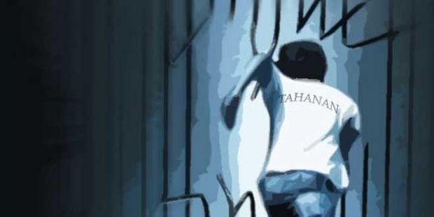 Kabur dari Tahanan Polsek Lirik Indragiri Hulu, Firman Mengaku Hanya Ikut Pak Cik dan Ujang